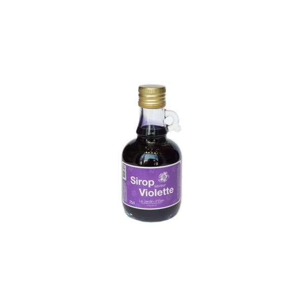 VIOLET SIROPE 25 CL