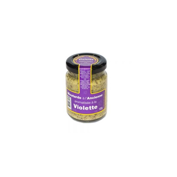GROSS GRAIN VIOLET MUSTARD 100 GR