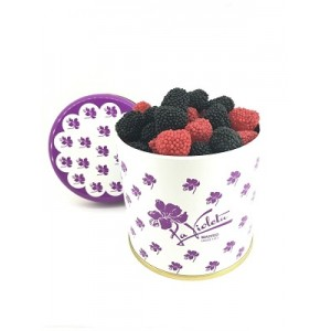 TIN 300 GR BLACKBERRY SWEETS
