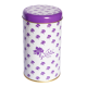 DELUXE TIN 565 GR VIOLET CANDIES